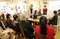 培黎學院師生代表入台開展高校當代藝術教育交流