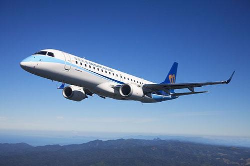 華信鼓勵綠色消費-首家推出「綠點折抵機票票價」