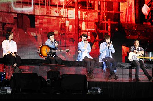 台中市五月天演唱會(相信音樂提供)
