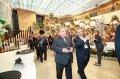 首位外國元首訪花博 諾魯總統伉儷聆聽花開的聲音