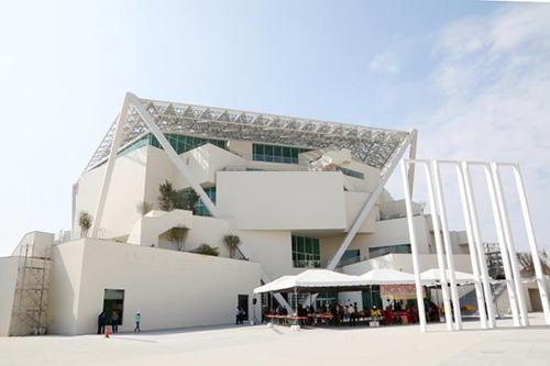 台南市美術館2館落成謝土 1月27日對外試營運