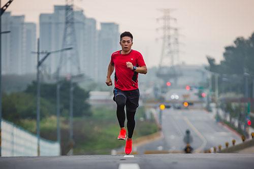 雲林幸福上場 國際超馬英雄林義傑為雲林旅遊代言