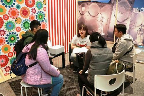 新北就服處與IKEA合辦徵才 創意面試考驗團隊能力