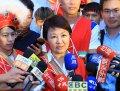 台中市長盧秀燕:恢復東亞青運持續爭取中
