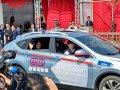 沙崙自駕車測試場正式揭幕