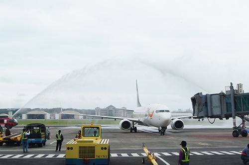 山東航空「花蓮至濟南」4月6日起開航