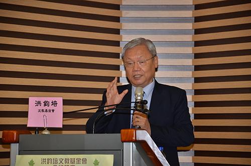 前司法副院長蘇永欽:兩岸司法互助執行 賴互相尊重
