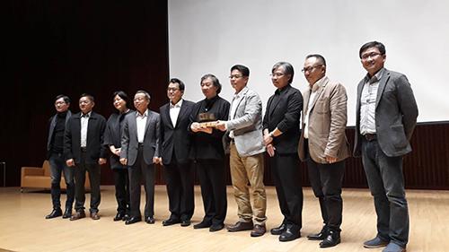 普立茲克建築獎大師坂茂台中演講 提升國際化視野