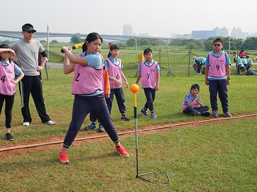 新北市教育局推運動樂活系列活動—樂樂棒球比賽