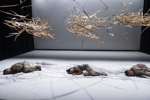 文化部蒂摩爾古薪舞集即將赴加拿大溫哥華演出《Varhung~心事誰人知》(高志鵬 Lucas Kao攝影)