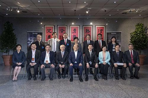 行政院長蘇貞昌產業之旅訪新竹智邦科技