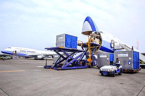 華航貨運榮獲台灣首家醫藥品冷鏈運輸國際認證