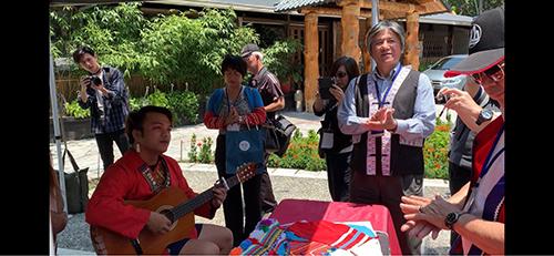 原民會:原住民族智慧部落正式啟用