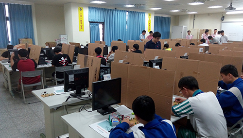 教育部國教署:高中特色招生術科測驗即將開始