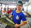台東縣長饒慶鈴鼓勵漁民加入FIP建立漁產溯源