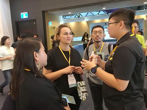 亞太企業高峰會 台中社創基地展現「暖實力」