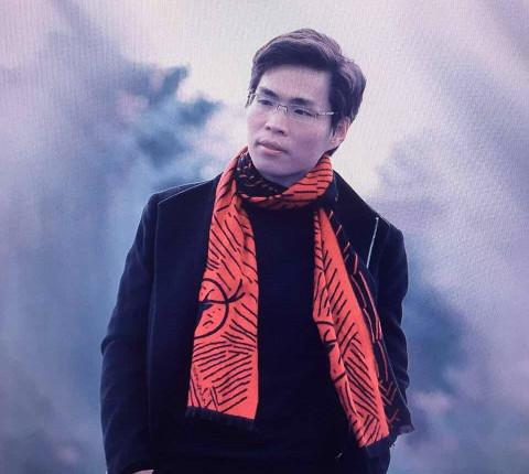 大陸書法家劉裕平