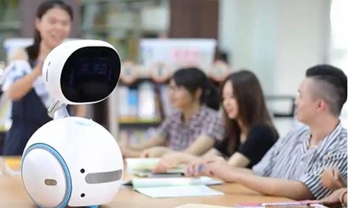 教育部國教署:Zenbo 入校玩科技 身障學生樂開懷