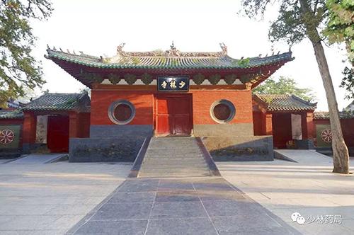 少林寺(大會提供)