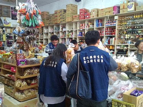 讓民眾端午安心消費 雲林衛生局執行食品稽查抽驗