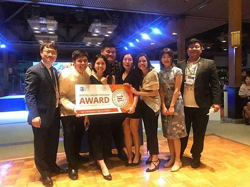 教育部王思穎同學出席「Asia Pacific Youth Exchange」,關注永續發展議題,提出行動方案獲獎肯定