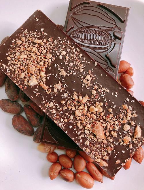 巧克力界的世界之光!屏東縣巧克力英國獲獎無數
