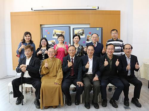 南華大學資深傑出教授深耕學術專業 奉獻教育