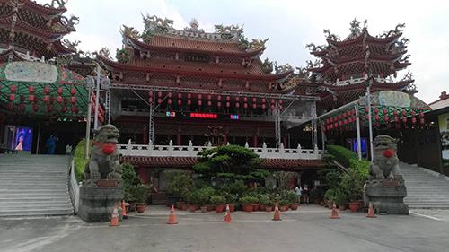 松山慈惠堂(張汶寧攝)