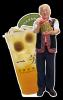 一芳水果茶支持台灣在地物產 「不能梅有妳」