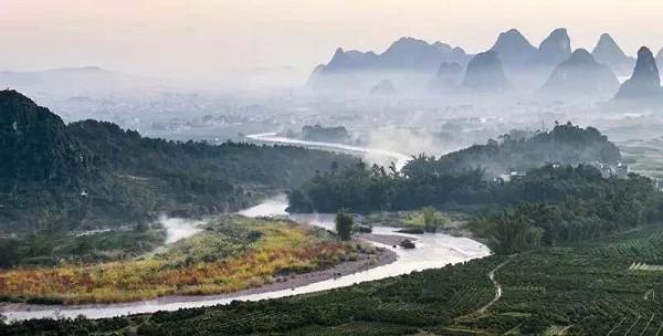 廣西唯一的國家濕地公園