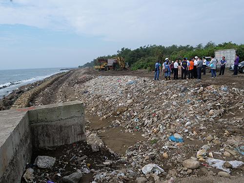 清除到底!新竹縣海岸非法棄置場址獲補助