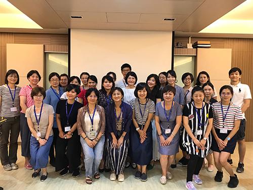 教育部開設華語教學師資培訓班