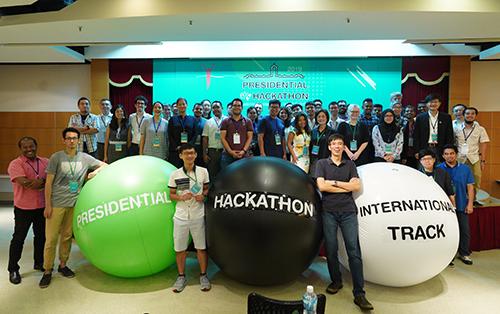全球黑客首聚台灣科技島 為永續發展共同獻策