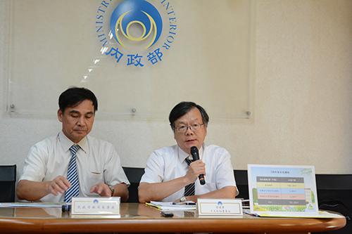 內政部王東永主任秘書說明住宅補貼議題