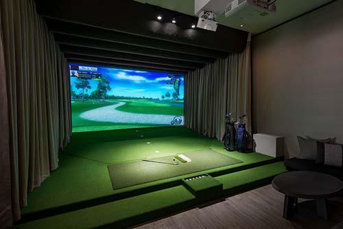 礁溪寒沐酒店 宜蘭唯一室內高爾夫球場全新登場