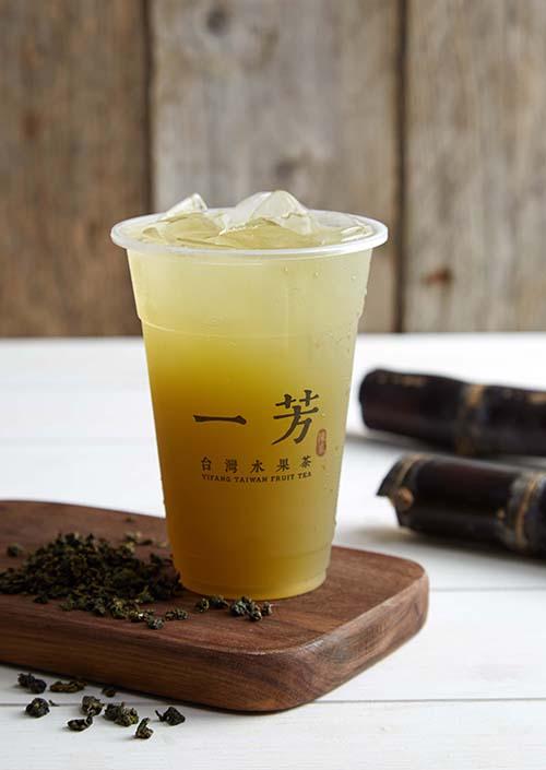 台灣甘蔗青茶