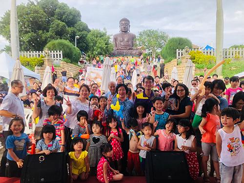 2019卦山親子嘉年華活動 二天超過6萬人次親子同歡