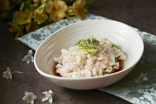 蔥白熱燴明蝦