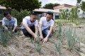 新竹市長林智堅邀長輩來將軍村做城市農夫!