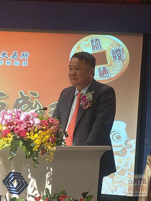 駐龍董事長王昆生