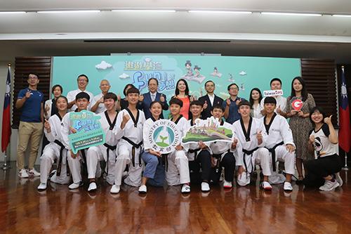 教育部舉辦青年學生國際連結成果展