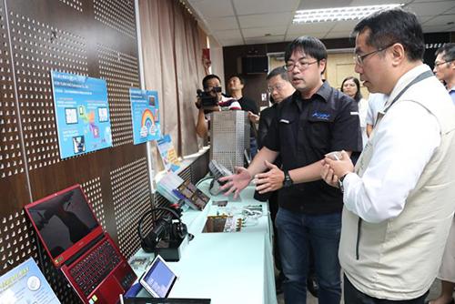台南地方型SBIR補助案量全台最高