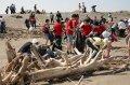 新竹市秋季淨灘讓海岸垃圾變資源