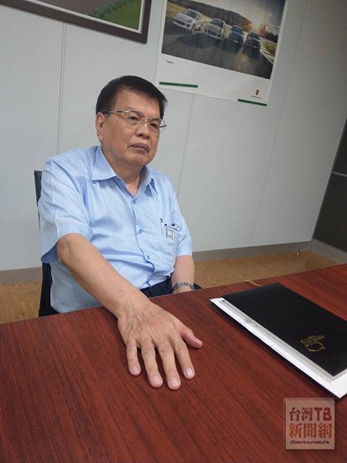 和大總經理陳俊智