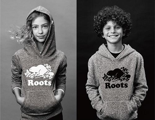 Global Mall屏東市Roots的GIRLS ORIGINAL KANGA HOODY連帽上衣,推薦價2,080元。