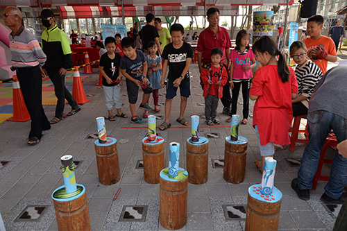 「農心協力 農趣嘉年華」108年烏魚文化節產業活動