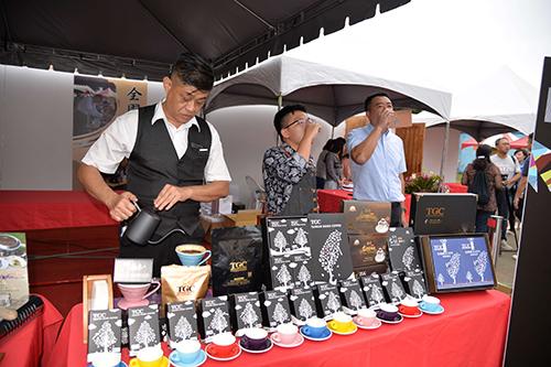 2019台灣國際咖啡節9日登場 邀請全國鄉親來古坑