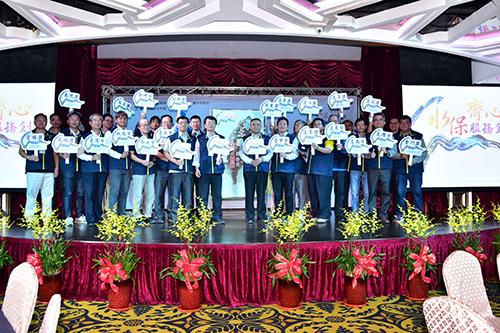 水土保持服務團全國大會師 台中市府盛邀參與2020台灣燈會
