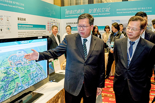 結合智慧城市發展智慧航空城,實踐機場經濟學目標