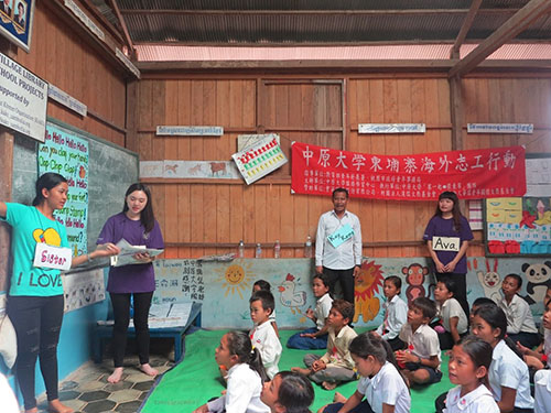 教育部青年署:青年海外志工拚服務 展現跨國影響力